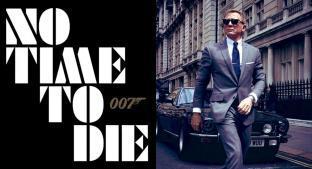 """""""No Time To Die"""", el título de la película número 25 de James Bond. Noticias en tiempo real"""