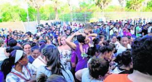 Autoridades niegan vacunas a niños migrantes, en Estados Unidos . Noticias en tiempo real