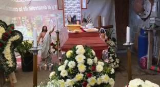 Velan a mujer presuntamente asesinada por policías de La Paz, platicamos con su esposo. Noticias en tiempo real