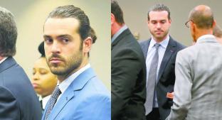 Juzgado estadounidense niega amparo de Pablo Lyle, será juzgado por homicidio. Noticias en tiempo real