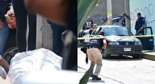 Asesinan a hombre afuera de kínder y con bebé en brazos, en el Estado de México. Noticias en tiempo real