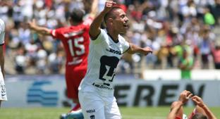 De último minuto, Pumas venció a Toluca. Noticias en tiempo real