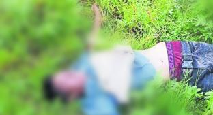 Pensaron que era un indigente pero era el cadáver de un hombre estrangulado, en Xochitepec. Noticias en tiempo real