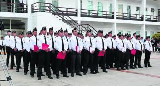 Mandan a policías del Edomex a la escuela; la mayoría estudió hasta la secundaria. Noticias en tiempo real