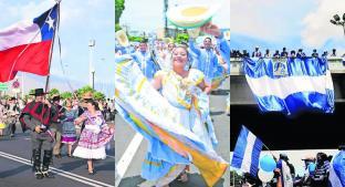 Además de México, otros siete países festejan su independencia en septiembre . Noticias en tiempo real