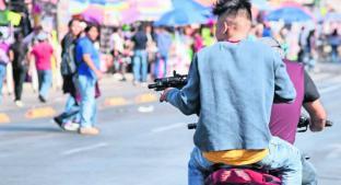 Comerciantes del Barrio Bravo de Tepito saben dónde conseguir armas ilegales. Noticias en tiempo real