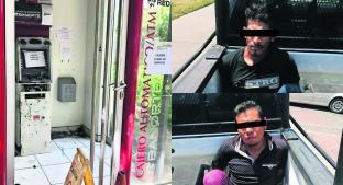 Ladrones amarran a vigilantes y roban dinero de cajero en oficinas de gobierno, en Morelos. Noticias en tiempo real