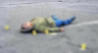 Ejecutan a balazos a un hombre en calles de la GAM; discutió con sus agresores . Noticias en tiempo real