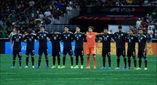 La Selección Mexicana no se mueve en el ranking FIFA. Noticias en tiempo real