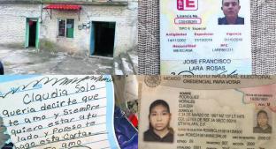 Expolicía descuartiza a mujer y guarda sus restos en bolsas, en GAM; homicida es detenido. Noticias en tiempo real