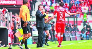Ricardo La Volpe se jugará la cabeza cuando Toluca enfrente al Atlas; reconoce presión. Noticias en tiempo real