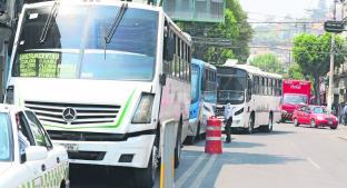 Gobierno e Iniciativa Privada buscan renovar servicio de transporte, en Edomex. Noticias en tiempo real