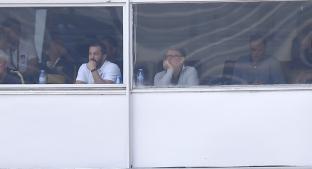 'Tata' Martino asistió al Pumas vs Cruz Azul. Noticias en tiempo real