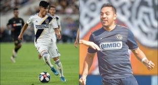 Fabián y Antuna, disponibles para el Draft en la MLS. Noticias en tiempo real