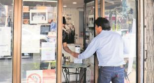 Cafetería consiente a médicos y enfermeras por Covid-19, en Toluca. Noticias en tiempo real