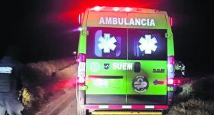 Sacan cadáver de un hombre del canal de aguas negras, en San Pablo Autopan. Noticias en tiempo real