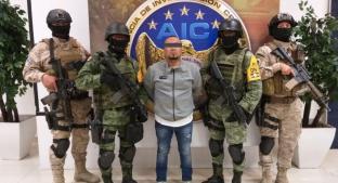 Atoran en Guanajuato a 'El Marro', líder del Cártel Santa Rosa de Lima . Noticias en tiempo real