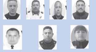 Policías del Edomex pierden el duelo vs el Covid-19, les rinden homenaje. Noticias en tiempo real