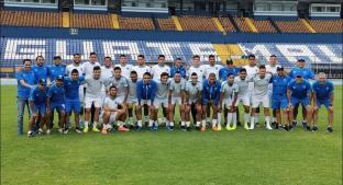 Guatemala levanta la mano para jugar contra la Selección Mexicana. Noticias en tiempo real