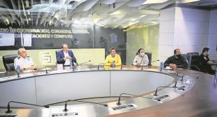 Cuauhtémoc Blanco recibe a la defensa jurídica de los deudos de víctimas de la Barona. Noticias en tiempo real
