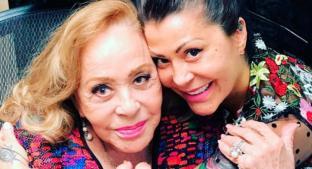 Alejandra Guzmán y Silvia Pinal se someten a tratamiento estético y fans las critican . Noticias en tiempo real