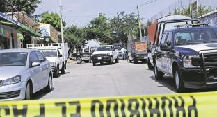 Policías y ladrones se enfrentan, tras intento de robo a repartidor en Morelos. Noticias en tiempo real