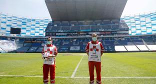 Puebla se arrepiente y jugará ante León a puerta cerrada. Noticias en tiempo real