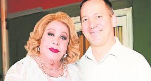 Luis Enrique Guzmán dio detalles sobre la herencia y testamento de Silvia Pinal. Noticias en tiempo real