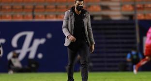 Querétaro despide a Alex Diego como su entrenador. Noticias en tiempo real