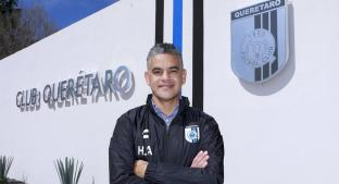 El 'Pity' Altamirano es el nuevo DT del Querétaro. Noticias en tiempo real