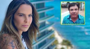 Kate del Castillo revivió la noche que pasó en casa del Chapo, pensó que sería violada