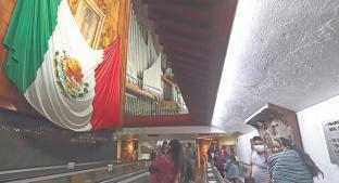 Proponen abrir la a Basílica de Guadalupe, sólo si la CDMX no llega a semáforo rojo
