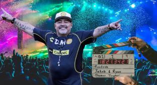 Canciones movidonas y películas reveladoras que tenían que ver con Diego Armando Maradona. Noticias en tiempo real