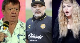 Chabelo y Madonna se vuelven tendencia tras muerte de Maradona, esta es la razón. Noticias en tiempo real