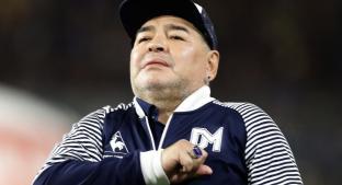 Muere Diego Armando Maradona, reportan en Argentina. Noticias en tiempo real