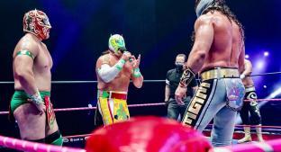 Último Guerrero y Euforia están listos para jugarse el campeonato en la Arena México. Noticias en tiempo real