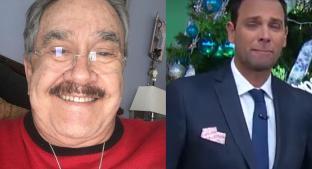 Pedro Sola se burla de Patricio Borghetti por llorar en vivo la muerte de Maradona. Noticias en tiempo real