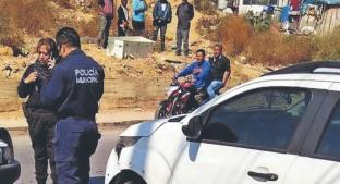 Peatón muere atropellado por un automovilista, cuando caminaba por calles del Edomex . Noticias en tiempo real