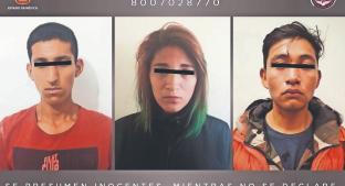 Chavos detenidos por feminicidio también serán procesados por asesinar a un hombre, Edomex. Noticias en tiempo real