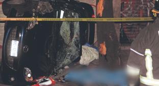 Jóvenes mueren de manera brutal tras registrarse accidente vial en Azcapotzalco. Noticias en tiempo real