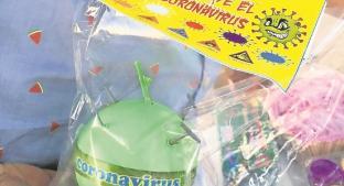 Productores de cohetes en Edomex crean el 'Destruye Coronavirus'; no está permitido. Noticias en tiempo real