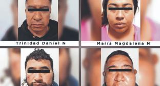 Rescatan a comerciante que estaba secuestrada en Edomex, plagiaria se metió bajo la cama. Noticias en tiempo real
