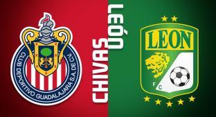Chivas vs León, ¡En vivo! Semifinales. Noticias en tiempo real