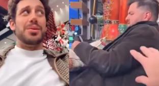 """""""Eres un mamerto"""": Lambda García filtra video de su pelea con Paul Stanley . Noticias en tiempo real"""