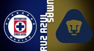 Cruz Azul vs Pumas, Semifinal Ida, En Vivo - Liga MX. Noticias en tiempo real