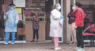 Valle de México rebasa límite de hospitalizaciones por Covid para regresar a semáforo rojo. Noticias en tiempo real