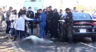 Asaltante es asesinado por su víctima en la CDMX y familiares se enfrentan con policías