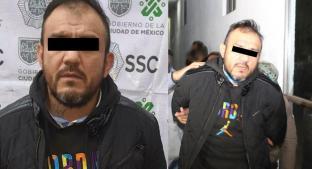 Cae con las manos en la pistola un extorsionador de comerciantes del Centro de la CDMX