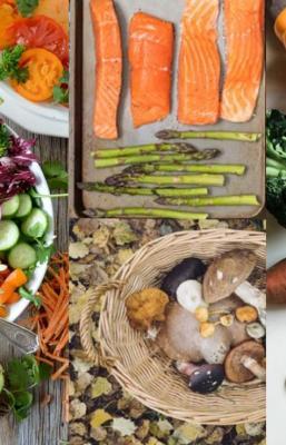 Comer alimentos crudos te da muchos beneficios, conoce cuáles