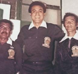 Armando Pérez, el único arbitro morelense con una trayectoria de 30 mil partidos